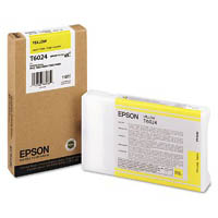 Yellow Epson T6024 Ink Cartridge (C13T602400 Printer Cartridge)