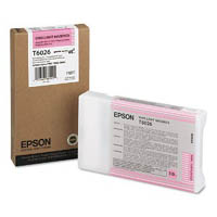 Light Magenta Epson T6026 Ink Cartridge (C13T602600 Printer Cartridge)