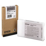 Light Light Black Epson T6039 Ink Cartridge (C13T603900 Printer Cartridge)
