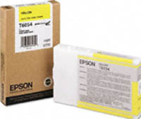 Yellow Epson T6054 Ink Cartridge (C13T605400 Printer Cartridge)
