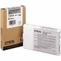 Light Light Black Epson T6059 Ink Cartridge (C13T605900 Printer Cartridge)