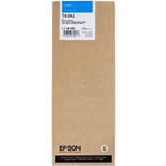 Epson T6362 Cyan Ink Cartridge C13T636200, 700ml
