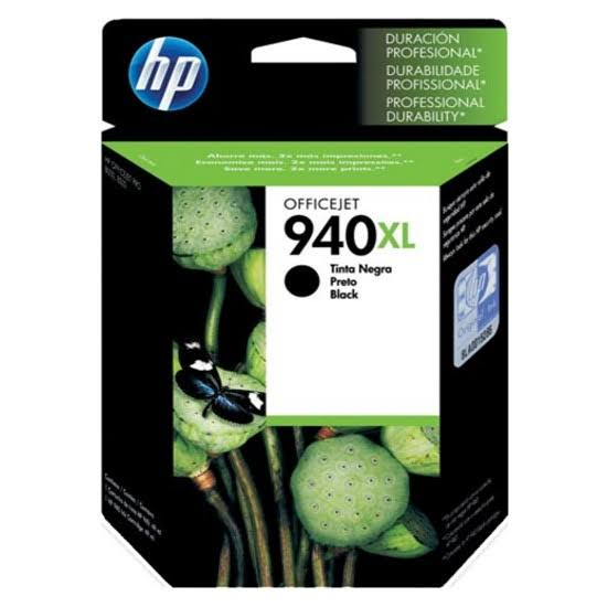 HP 940XL High Capacity Black Ink Cartridge - C4906A