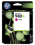 HP 940XL High Capacity Magenta Ink Cartridge - C4908A