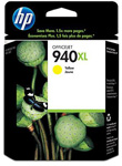 HP 940XL High Capacity Yellow Ink Cartridge - C4909A