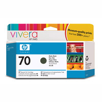 HP 70 Matte Black Ink Cartridge