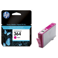 HP 364 Standard Capacity Magenta Ink Cartridge - CB319E