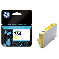 HP 364 Standard Capacity Yellow Ink Cartridge - CB320E