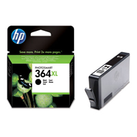 HP 364XL Extra Large Capacity Black Ink Cartridge - CB321E
