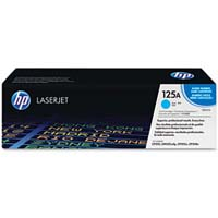 HP CB541A Cyan Laser Toner Cartridge - CB541A