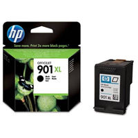 HP 901XL High Capacity Vivera Black Ink Cartridge - CC654A