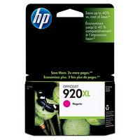 HP 920XL High Capacity Magenta Ink Cartridge - CD973A