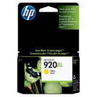 HP 920XL High Capacity Yellow Ink Cartridge - CD974A