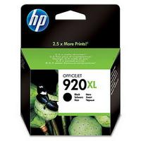 HP 920XL High Capacity Black Ink Cartridge - CD975A