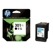 HP 301XL High Capacity Black Ink Cartridge - CH563E