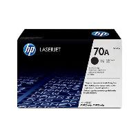 HP 70A Black Toner Cartridge - Q7570A