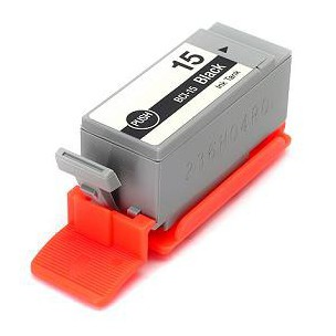 Compatible Black Ink Cartridge for BCI-15B ( BCI15 Black )