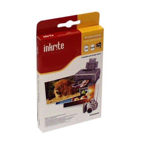 Inkrite Remanufactured T1285 Multipack Black, Cyan, Magenta, Yellow Ink Cartridges