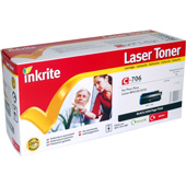 Inkrite Premium Quality Compatible Laser Toner Cartridge for Canon 706