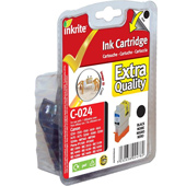 Inkrite Premium Quality BCI-24 Black Ink Cartridge