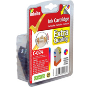 Inkrite Premium Quality BCI-24 Colour Ink Cartridge