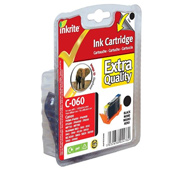 Inkrite Premium Quality BCI-6 Black Ink Cartridge