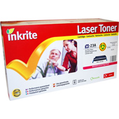 Inkrite Premium Quality Compatible for HP C9723A Magenta Laser Cartridge