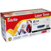 Inkrite Premium Quality Compatible Laser Cartridge for HP CB436A