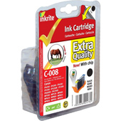Inkrite Premium Quality CLI-8BK Black Ink Cartridge