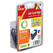 Inkrite Premium Quality High Capacity Colour Ink Cartridge (Alternative to Dell M4646)