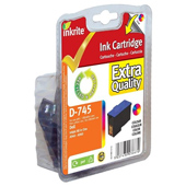 Inkrite Premium Quality Colour Ink Cartridge (Alternative to Dell 7Y745)