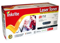 Inkrite Laser Toner Compatible with Canon 712