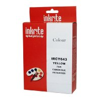 Inkrite BJI-643 Yellow Ink Cartridge
