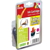 Inkrite Premium Quality LC-900 Magenta Ink Cartridge