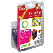 Inkrite Premium Quality Colour Ink Cartridge (Alternative to Lexmark 13619HC)