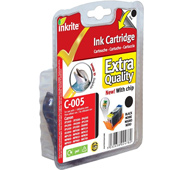 Inkrite Premium Quality PGI-5BK Black Ink Cartridge
