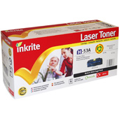 Inkrite Premium Quality Compatible HP Q7553A Standard Capacity Black Laser Cartridge
