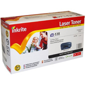 Inkrite Premium Quality Compatible HP Q7553X High Capacity Black Laser Cartridge