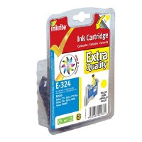 Inkrite Premium Quality T0324 Yellow Ink Cartridge