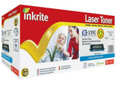 Inkrite Hi-Cap Cyan Laser Toner Compatible with Brother TN-135C