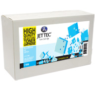 Jettec High Quality Compatible HP Q6001A Cyan Laser Cartridge