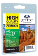 M29 Replacement Lightfast Black Ink Cartridge (Alternative to HP No 29, 51629A)