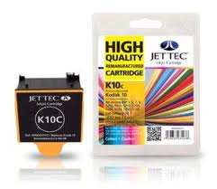 Jettec K10C Replacement Colour Ink Cartridge (Alternative to Kodak 10 3949930)