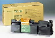 Kyocera TK30H Black Toner Cartridge - TK 30h, 5K Page Yield