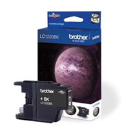 Brother Black Ink Cartridge, LC-1220BK