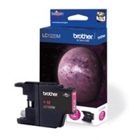Brother Magenta Ink Cartridge, LC-1220M