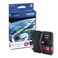 Brother Innobella LC 985M Magenta Ink Cartridge