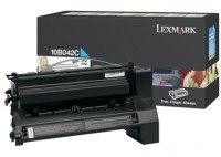Lexmark 0010B042C Return Program Cyan Laser Toner Cartridge