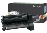 Lexmark 0010B042K Return Program Black Laser Toner Cartridge