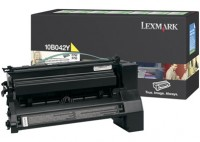 Lexmark 0010B042Y Return Program Yellow Laser Toner Cartridge